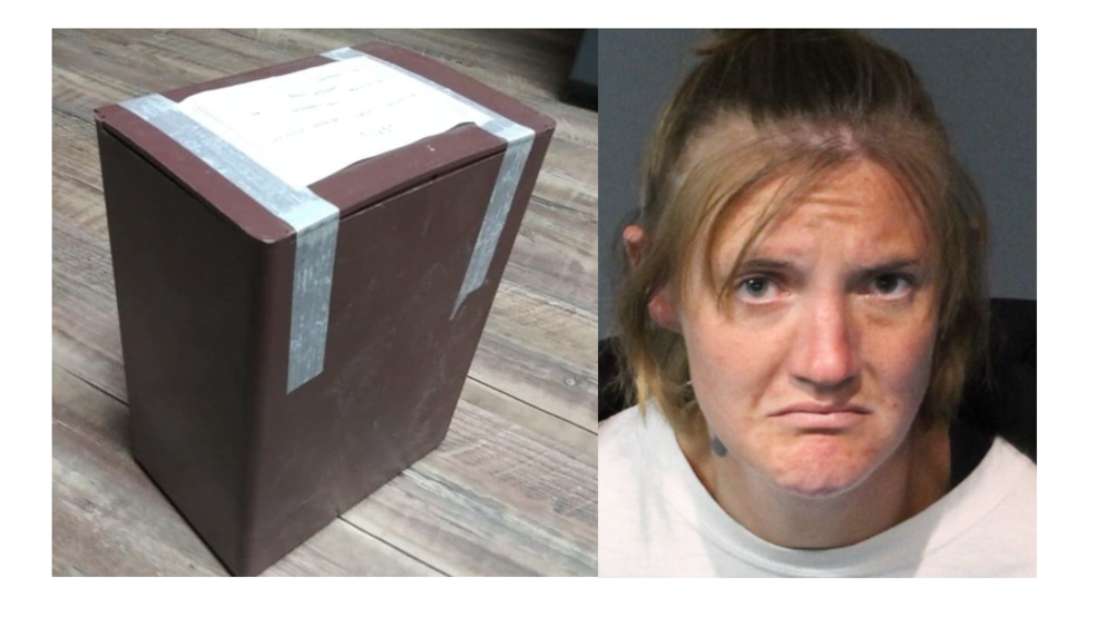 RPD: Cremated remains found outside of tattoo shop belonged to ...