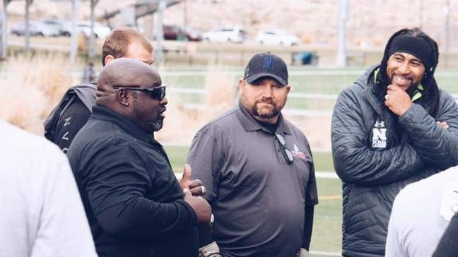 Reno Express football tryouts take place in the Biggest Little City