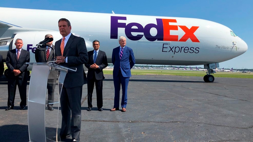 FedEx to end ground delivery business with Amazon   KRXI
