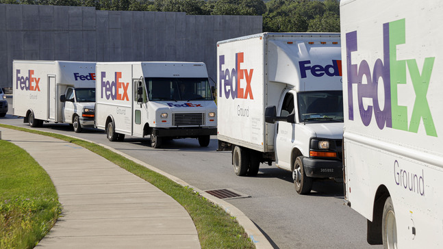 FedEx to end ground delivery business with Amazon | KRXI